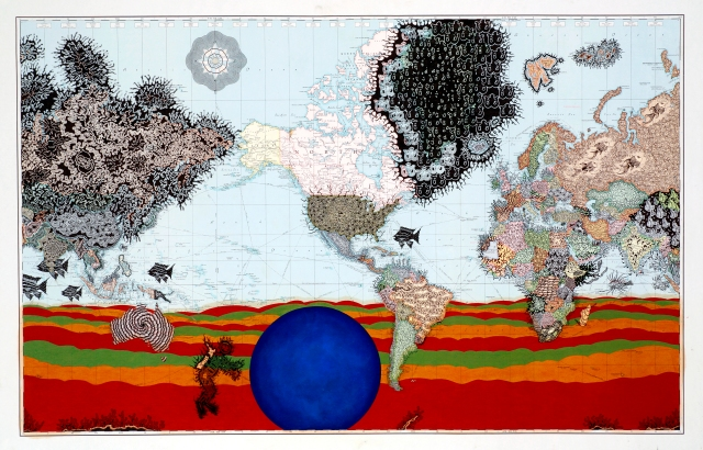 Noa Yaari - World Map