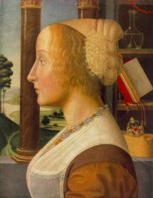 Bastiano - Portrait of a Woman